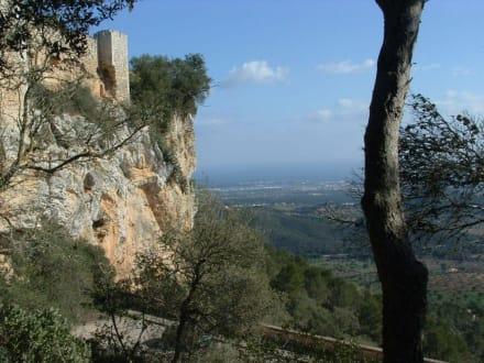 Castell de Santueri - Castell de Santueri