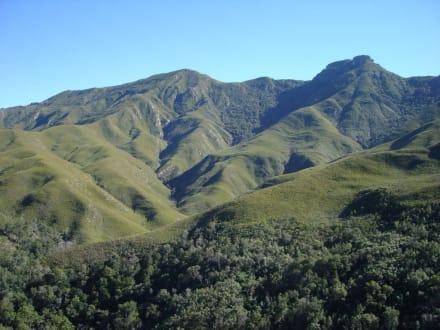Outeniqua Berge - Outeniqua Berge