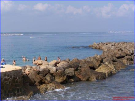 Strand - Hafen Colonia De Sant Pere