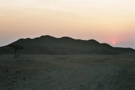Quad-Tour - Sonnenaufgang 01 - Hurghada - Quad Tour Hurghada