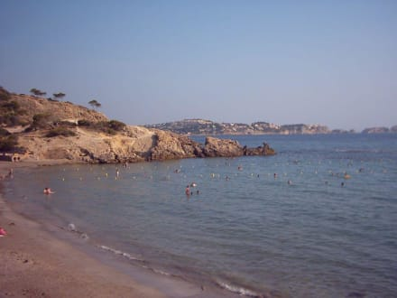 Freiheit - Strand Paguera/Peguera