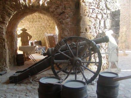 Historische Vergangenheit - Altstadt Dalt Vila Ibiza
