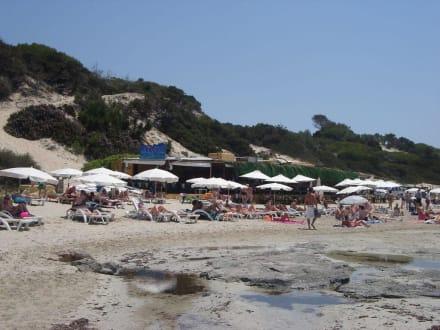 Bar am Strand - Platja de Ses Salines