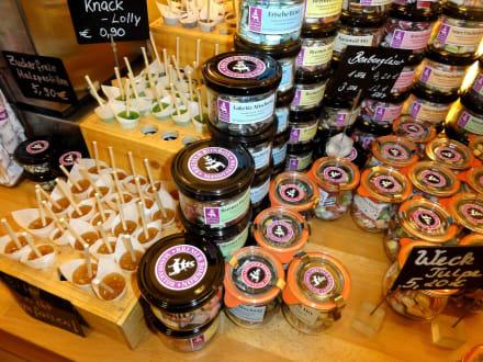 Bilder Auslage Der Bonbon Manufaktur Reisetipps