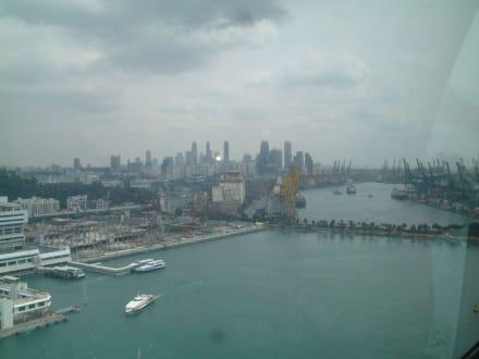Singapur - Aussichtspunkte auf Singapur
