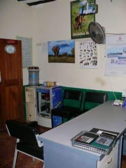Büro - Geführte Touren Kenyan Adventures & Beyond Safaris Diani Beach