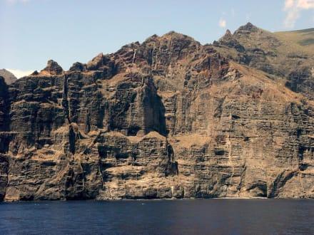 Felsen - Los Gigantes - Steilküste Los Gigantes