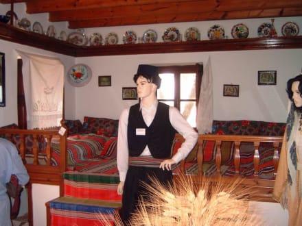 Tradintionelles Bauernhaus - Paradosiako Spiti - Bauernhaus