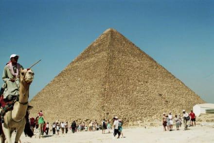 Pyramide - Cheops Pyramide