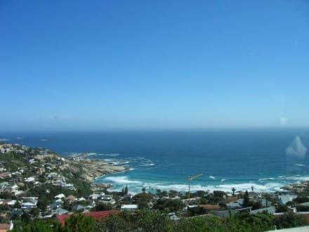 Panorama Kapstadt - Strand Camps Bay