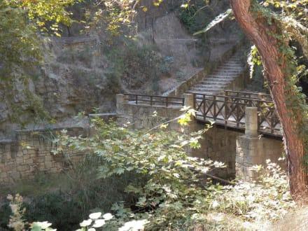 Rhodini Park - Rhodini Park in Rhodos Stadt