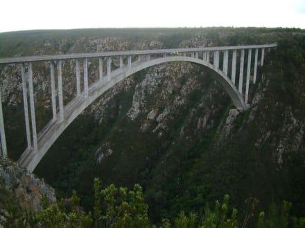 Bloukrans Brücke - Tsitsikamma National Park