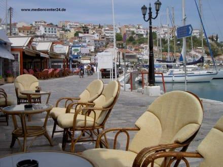 Promenade Pythagorion - Hafen Pythagorion