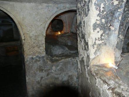 Katakomben von Rabat - St. Paul Katakomben