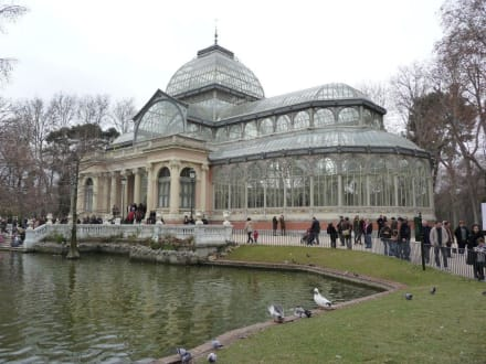 Kristallpalast - Palacio de Cristal