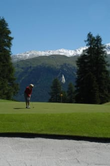 Kulm Golf St. Moritz - Kulm Golf St. Moritz