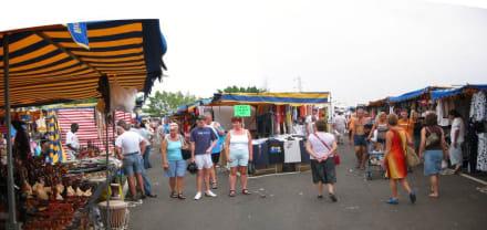Markt - Kunsthandwerksmesse am Leuchtturm Maspalomas