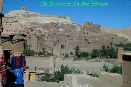 Aït-Ben-Haddou - Kasbah Aït-Ben-Haddou