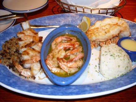Dinner - Restaurant Red Lobster