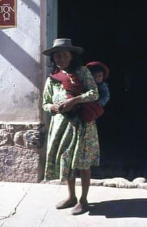 Indios in Cachi - Indio-Dorf Cachi