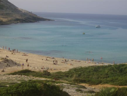 Cala  Mesquida - Strand Cala Mesquida