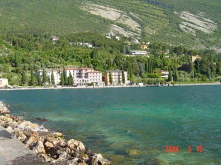 Nordufer am Gardasee - Gardasee