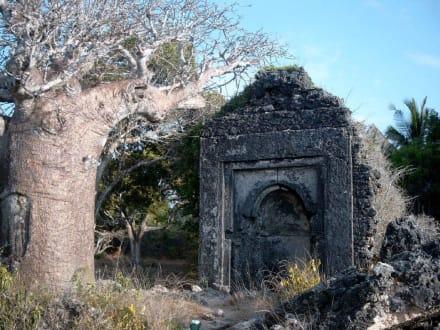 Ruine von Temple Point - Ruine Temple Point