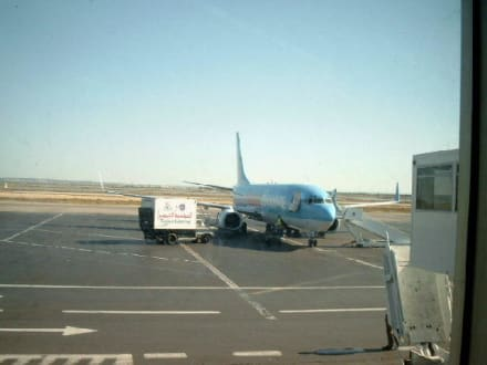 Flughafen Monstir - Flughafen Monastir (MIR)
