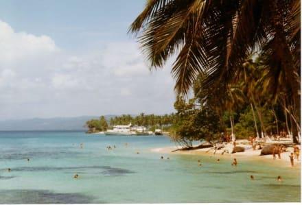 Die Barcardi-Insel - Bacardi Insel - Isla Cayo Levantado