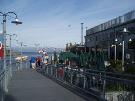 Kemah Beach Promenade - Kemah Beach