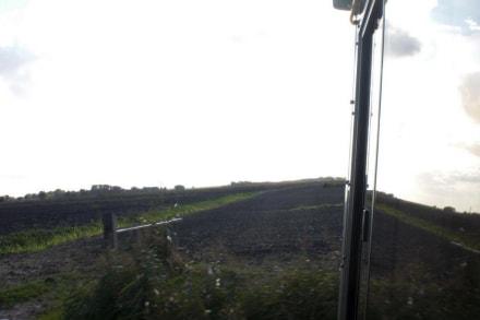 Mit der Butjenter Bahn durch Butjadingen - Butjenter Bahn