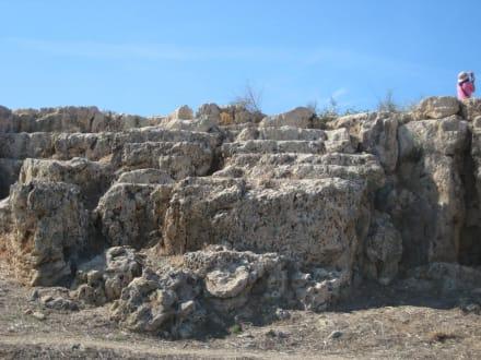 Oberhalb des Odeons - Odeon, Asclepieion & Agora