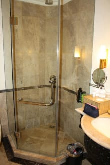 Unsere Dusche - Hotel Imperial Hue