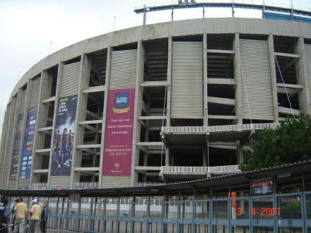 Camp Nou - Camp Nou Stadion