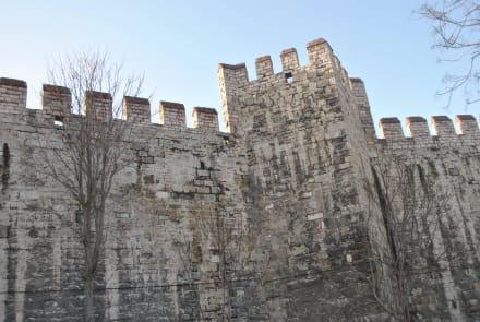 Burg/Palast/Schloss/Ruine - Yedikule