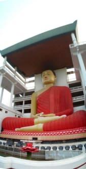 Buddah Matara - Weherahena Tempel