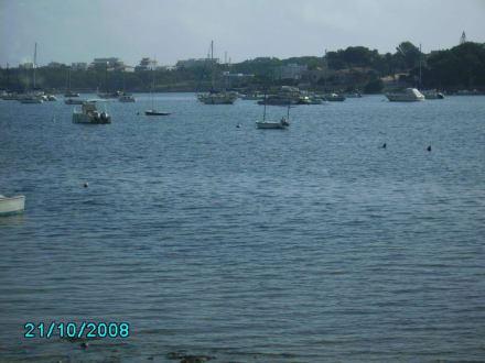 Der kleine Hafen von Porto Cristo - Yachthafen Porto Cristo