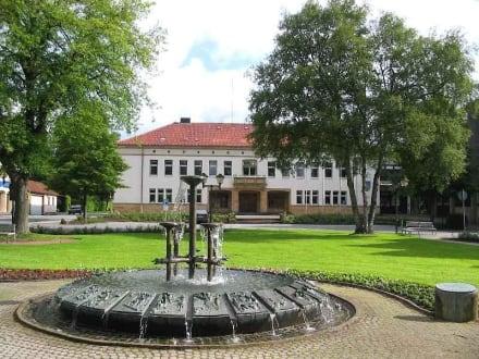 Rathaus - Rathaus von Bad Driburg