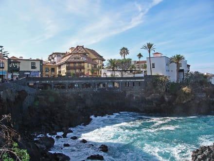 Puerto de la Cruz - Restaurant Rustico
