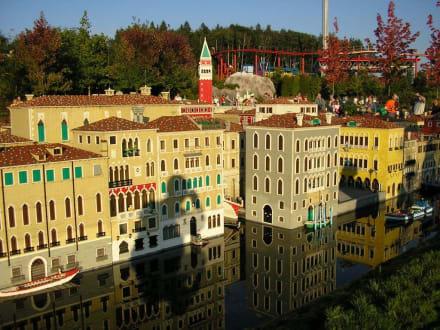 Im Legoland Günzburg - Legoland
