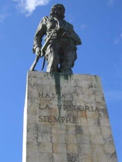 Der Comandante - Mausoleum und Gedenkstätte Che Guevara