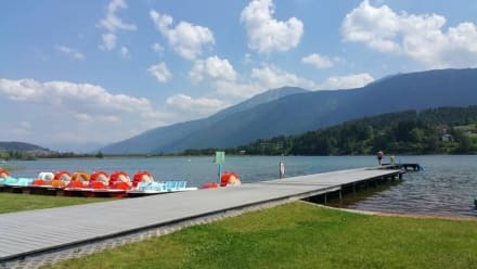 Erlebnispark - Ruhebad Presseggersee - Erlebnispark Pressegger See