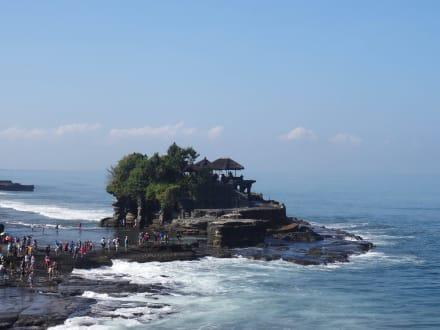 Ausflug mit Guide Otto Nusa Dua 2016: Tempel Tanah Lot - Tempel Tanah Lot