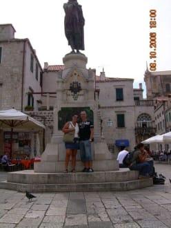 Denkmal - Altstadt Dubrovnik