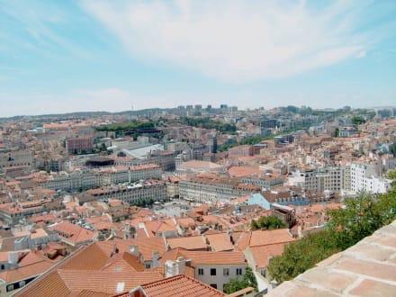 Lissabon - Castelo de Sao Jorge