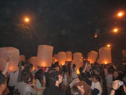 Ballons - Loi Kratong (Lichterfest)