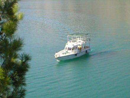 Stauseetour - Oymapinar Baraji/ Stausee Green Lake & Green Canyon