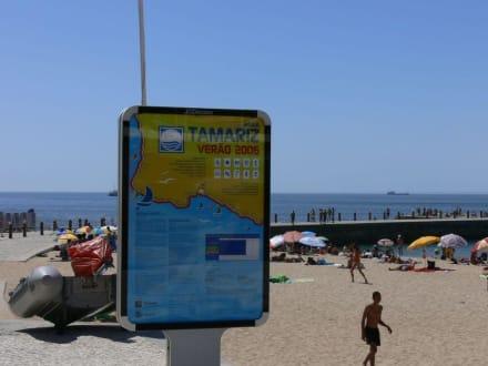 Praia Tamariz - Strände Estoril