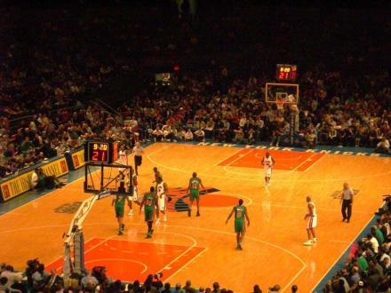 The Garden - Madison Square Garden