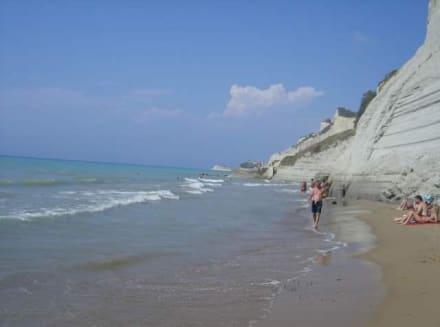 Strand von Peroulades - Strand Peroulades